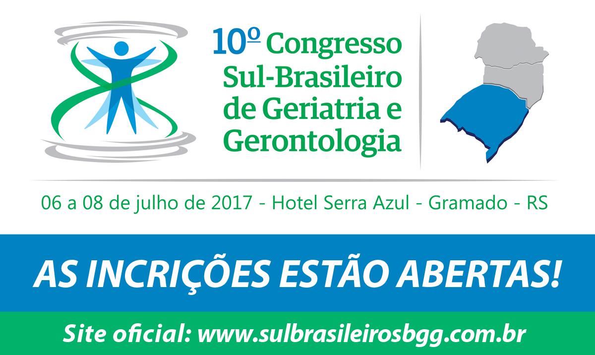 X Congresso Sul Brasileiro