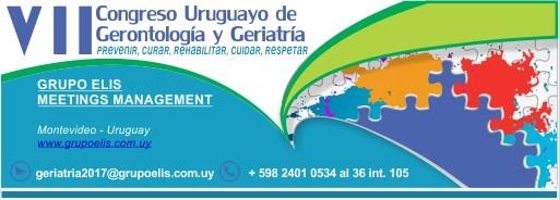 VII Congresso Uruguayo de Gerontología y Geriatría