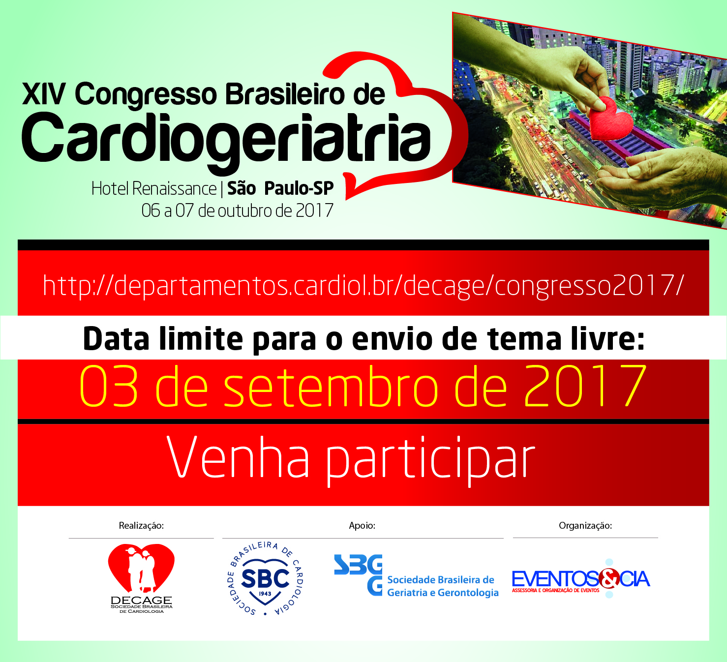 XIV Congresso Brasileiro de Cardiogeriatria