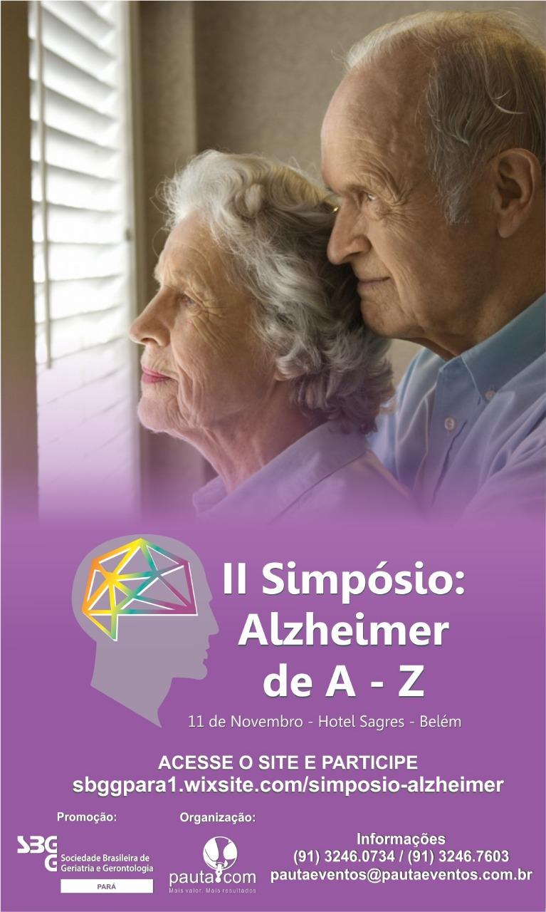 II Simpósio: Alzheimer de A – Z