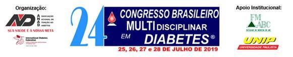 24º Congresso Brasileiro Multidisciplinar em Diabetes da Anad