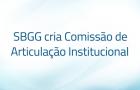 SBGG cria comissão
