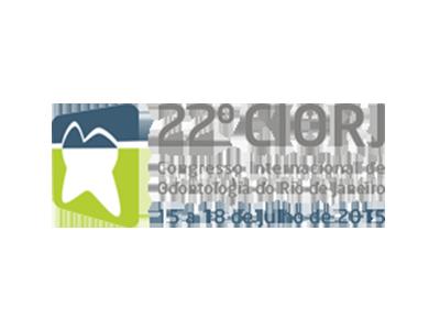 22° CIORJ – Congresso Internacional de Odontologia do Rio de Janeiro