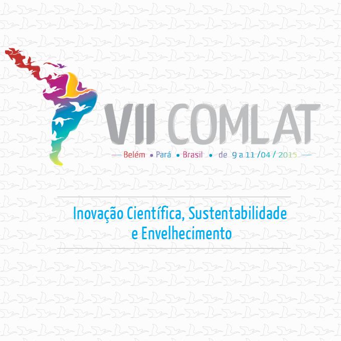 VII COMLAT – Congresso Latino Americano de Geriatria e Gerontologia