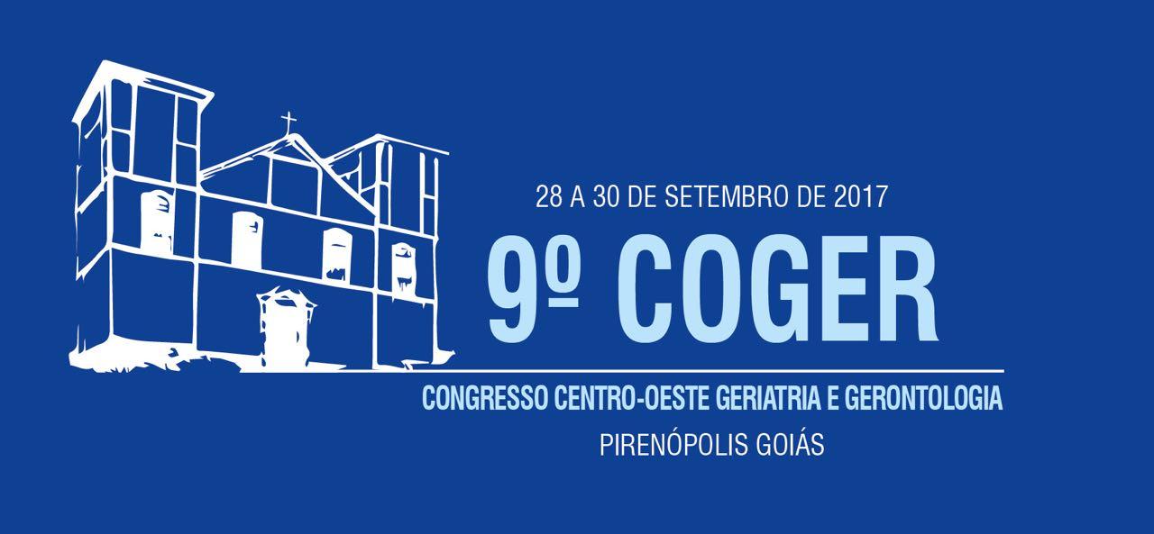 9º Congresso Centro-Oeste Geriatria e Gerontologia – COGER