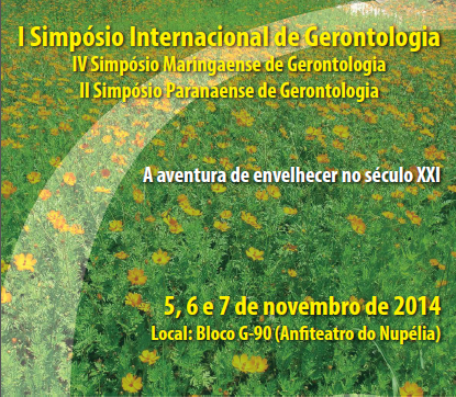 I Simpósio Internacional de Gerontologia: A aventura de envelhecer no século XXI