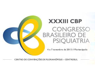 XXXIII Congresso Brasileiro de Psiquiatria