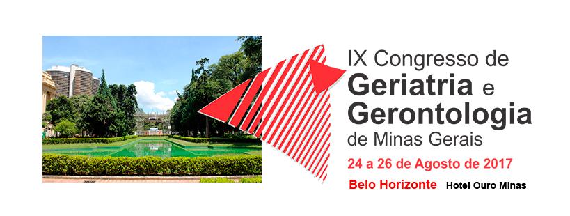 IX Congresso de Geriatria e Gerontologia de Minas Gerais