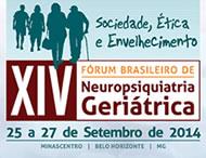 XIV Fórum Brasileiro de Neuropsiquiatria Geriátrica