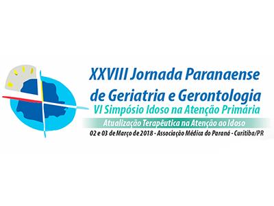 XXVIII Jornada Paranaense de Geriatria e Gerontologia