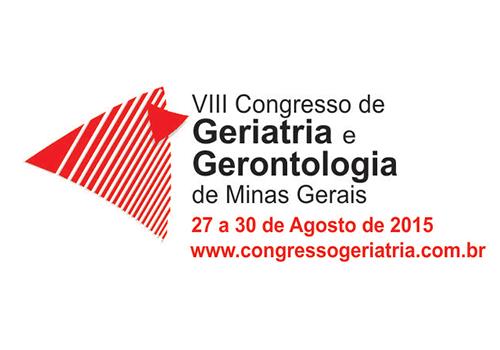VIII Congresso de Geriatria e Gerontologia de Minas Gerais